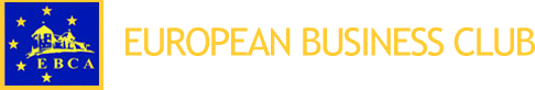EBC  ||| European Business Club ~ Logo