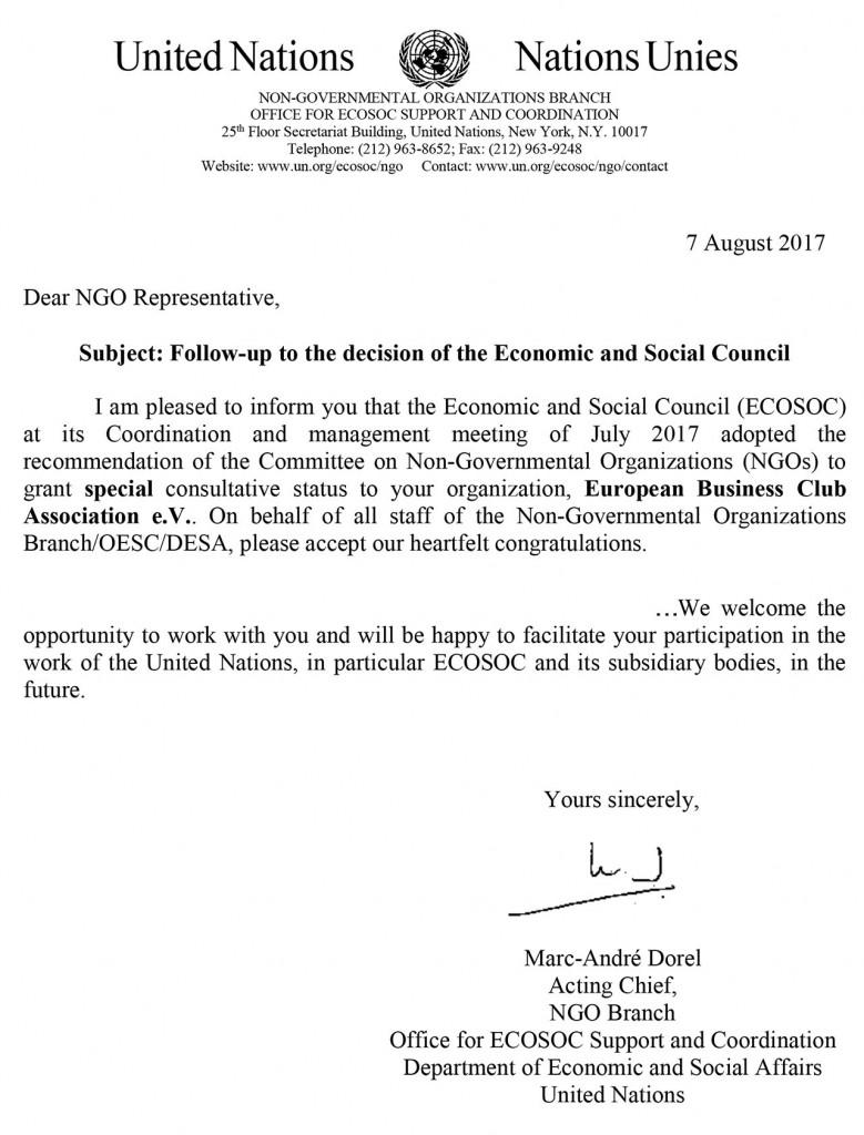 UNO-congratulations